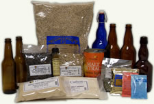 Beer Brewing Ingredients